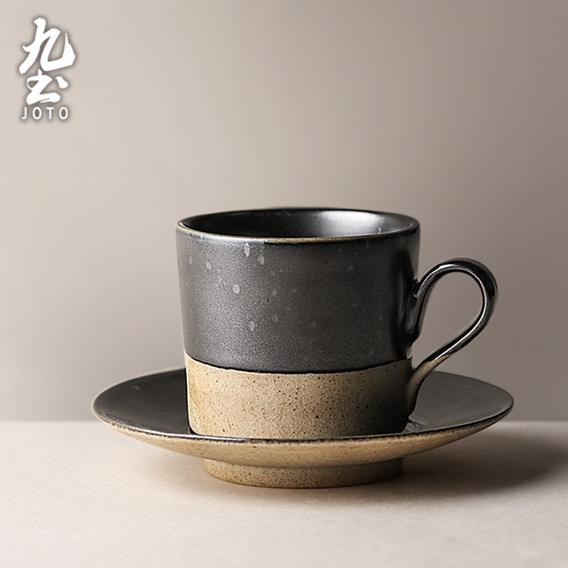 Soil Anese Coffee Cup And Saucer Set