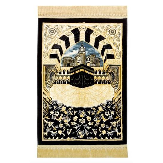 The Prayer Mat Sejadah Mekah Makkah Musk Collection - TPM108