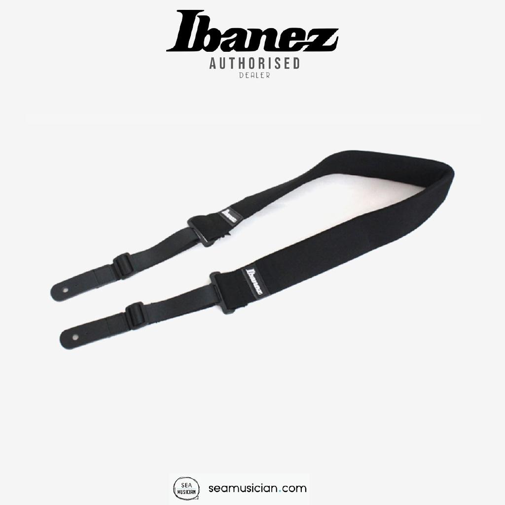 Ibanez POWERPAD Strap GSF50 Guitar GSF50BK