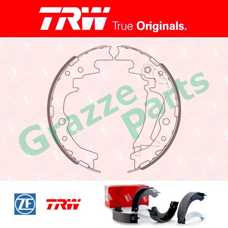 TRW Brake Shoe Rear GS7826 for Inokom Lorrymas AU26