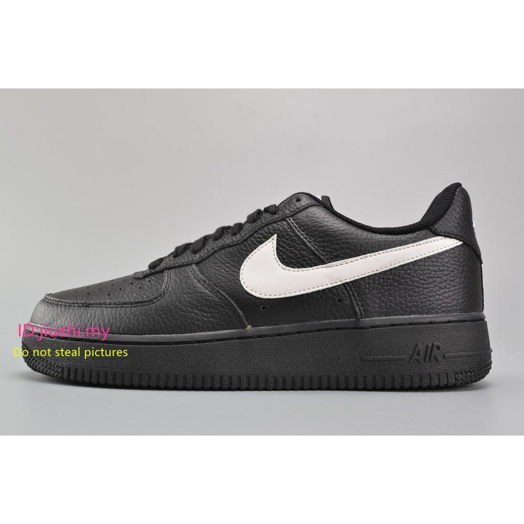 Nike Air Force 1 QS Velcro Swoosh Pack Black AH8462-002  cb2677c0f