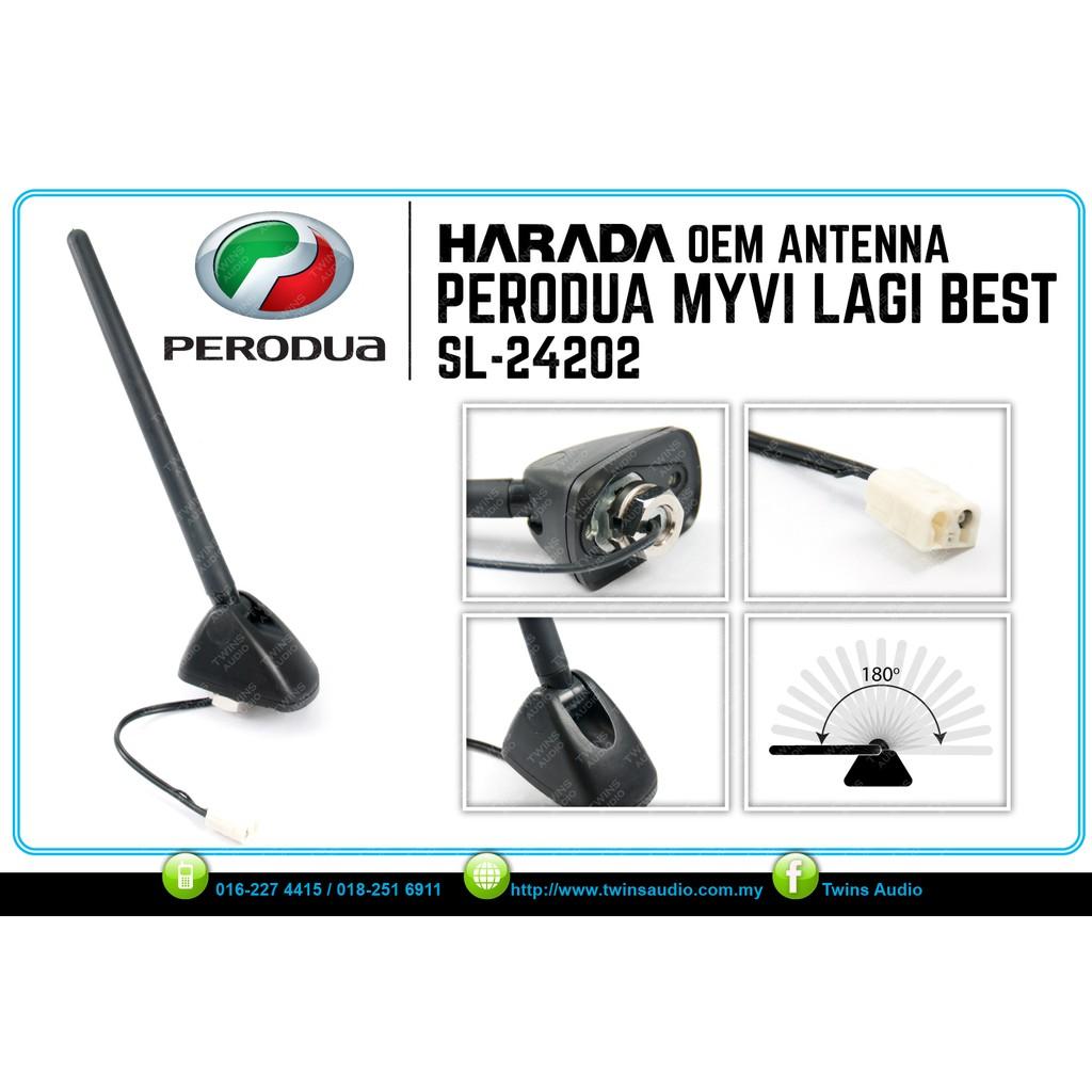 Peachy Perodua Myvi Antenna Cover Chrome Shopee Malaysia Wiring Cloud Planhouseofspiritnl