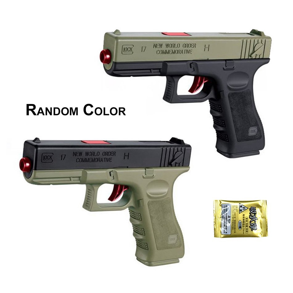 Battery Operated New Battery Operated Kids Toy Gun With Sound Light & Shock Fun Educational Toy Electronic, Battery & Wind-up