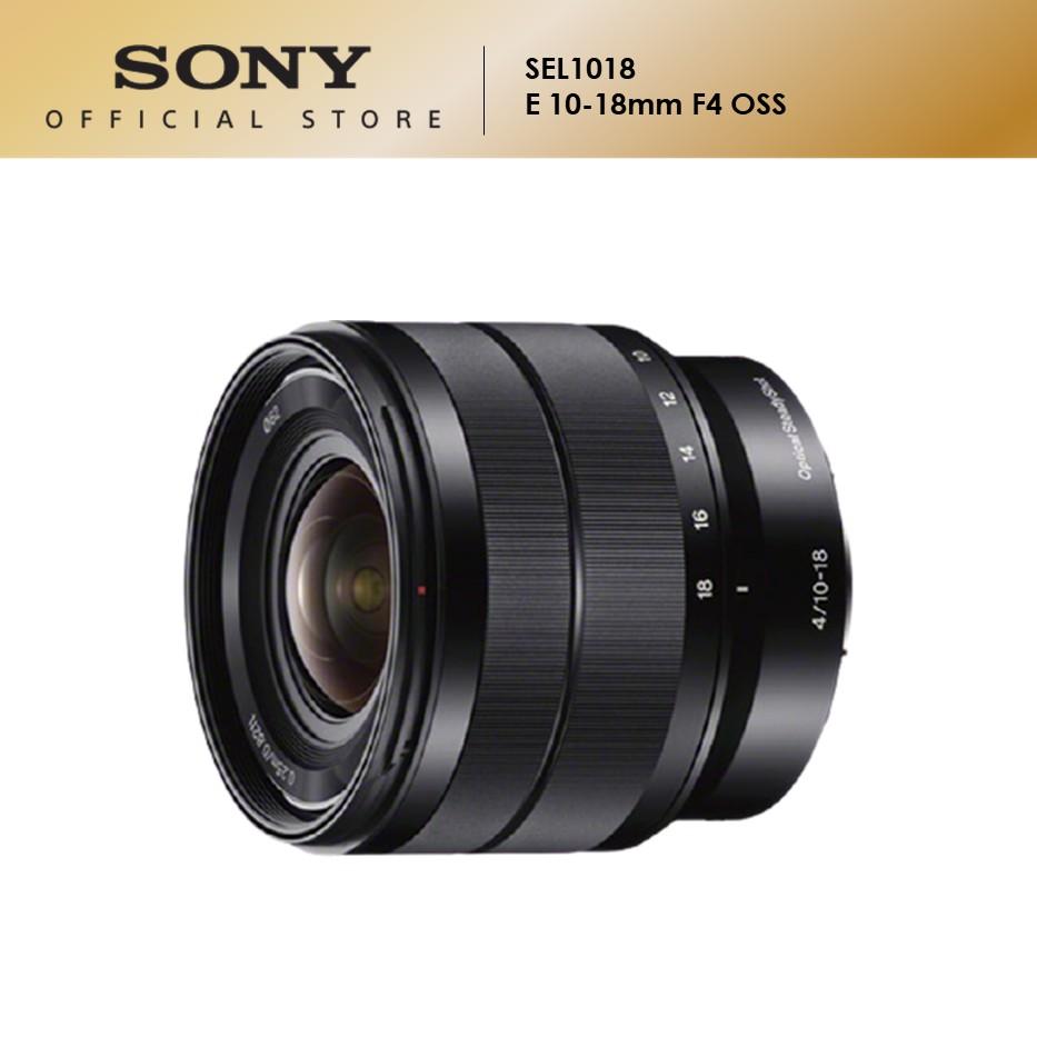 Sony SEL1018 (E 10-18mm/F4 OSS)