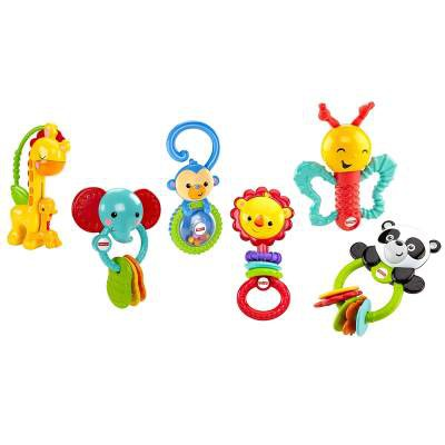 Fisher-Price: Playful Pals Gift Set