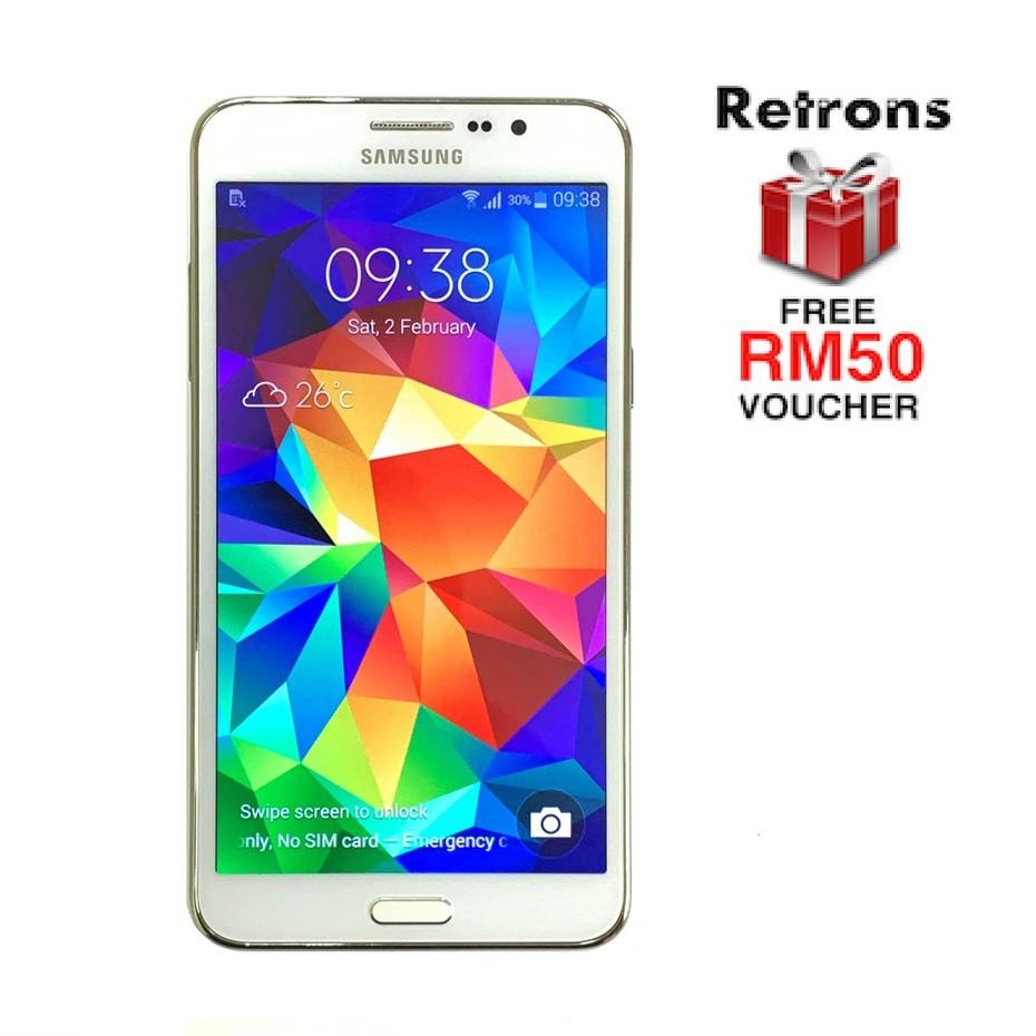 🇲🇾 Ori Samsung Galaxy Mega 2 G750 6.0 Inch LCD Dual Sim 4G LTE [8GB+1.5GB RAM] [1 Month Warranty]