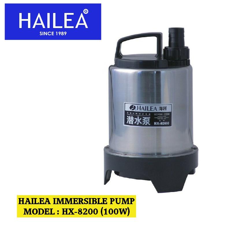 Hailea HX-8200 Immersable Pump