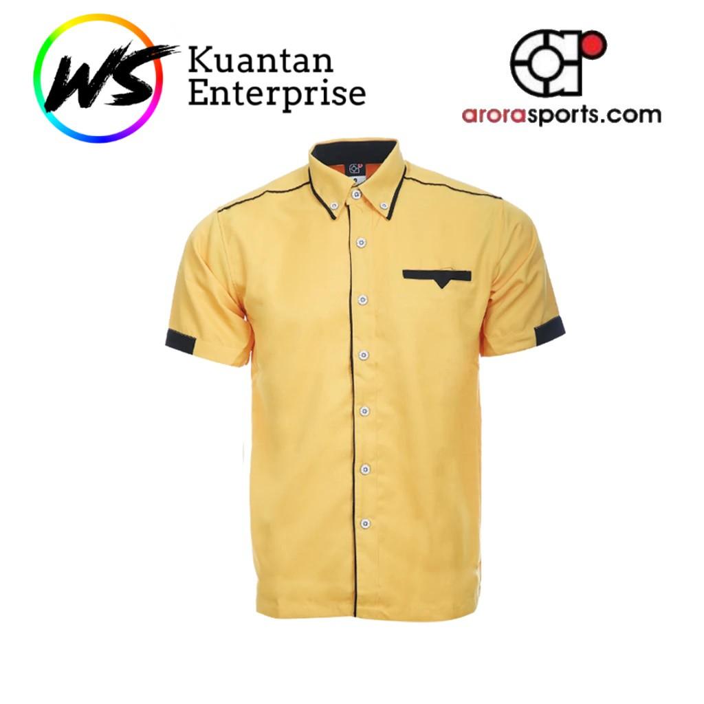 【100% Original】ARORA SPORTS Unisex Men F1 Corporate Uniform - PSM08