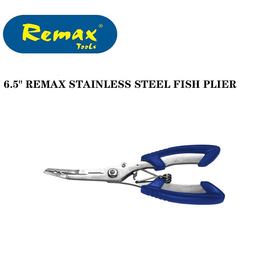 """Remax 6.5"""" Stainless Steel Fish Plier"""