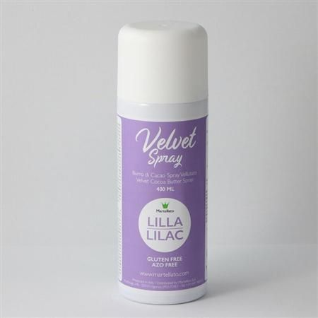 MARTELLATO, Velvet Spray, Lilac, 400 ml (Delivery To Peninsular Malaysia ONLY)