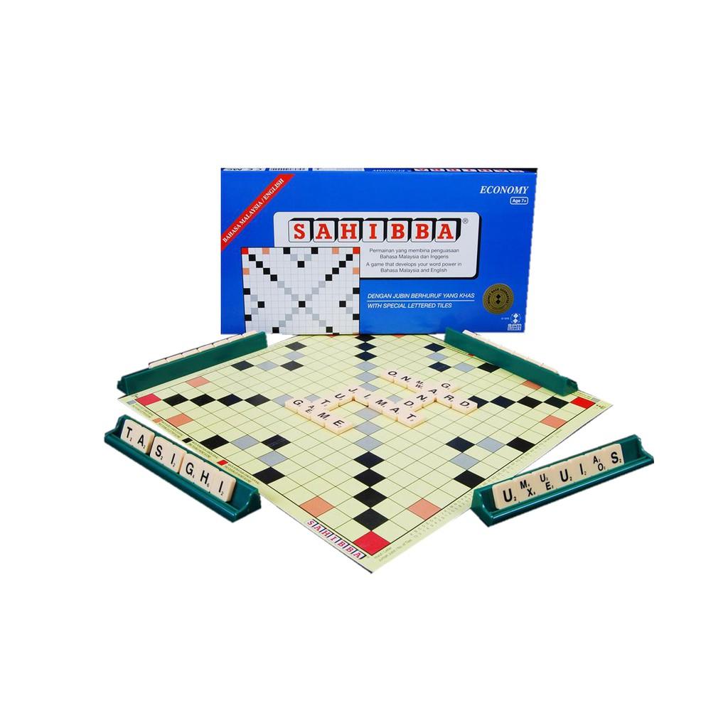 Sahibba Economy SPM02 (Bahasa Malaysia/English) Board Games SPM 02