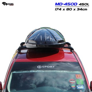 Raya Promotion..!! TAKA Roof Box MD-450D 450L Slim Design ...