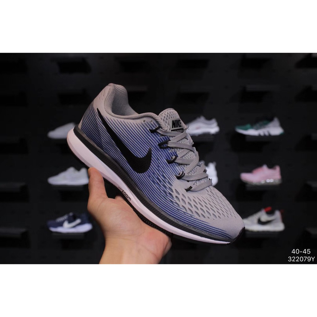 cheap for discount 35cb1 47b6a Nike Air Zoom Pegasus 34 original comfortable men's shoes outdoor shoes  casual