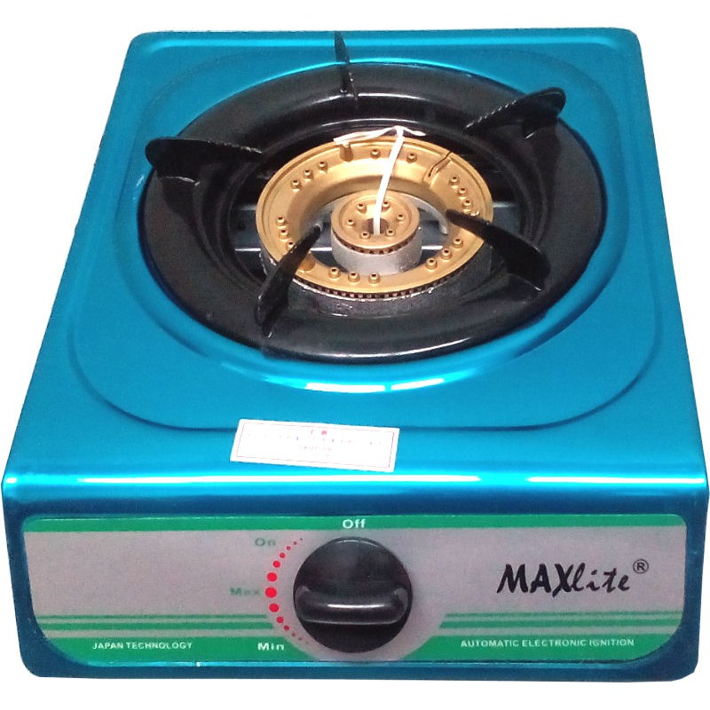 Maxlite Single Gas Cooker 12S Dapur Gas_1706001