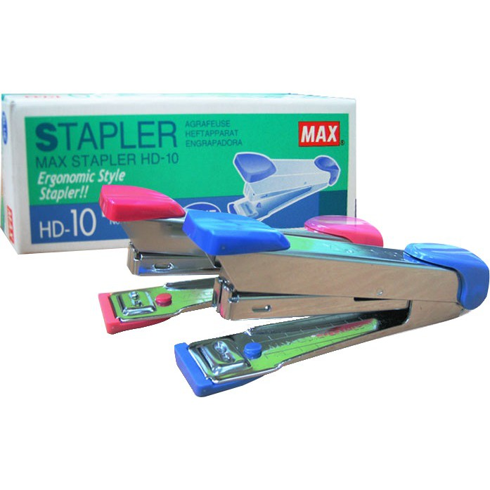 *Original* MAX HD-10 Staplers 1pc