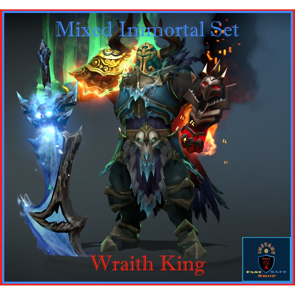 Wraith king dota 2 item betting all bet on ace