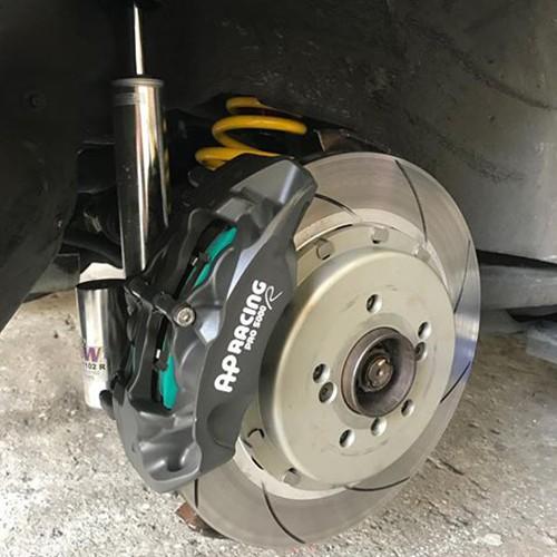 Project Mu AP Racing 4Pot CP8250-D50 Ferodo FRP3116-D50 Brake Pads NS400
