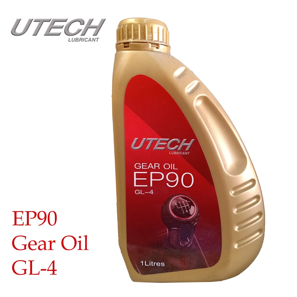 UTECH LUBRICANT Gear Oil GL-4 Heavy Duty