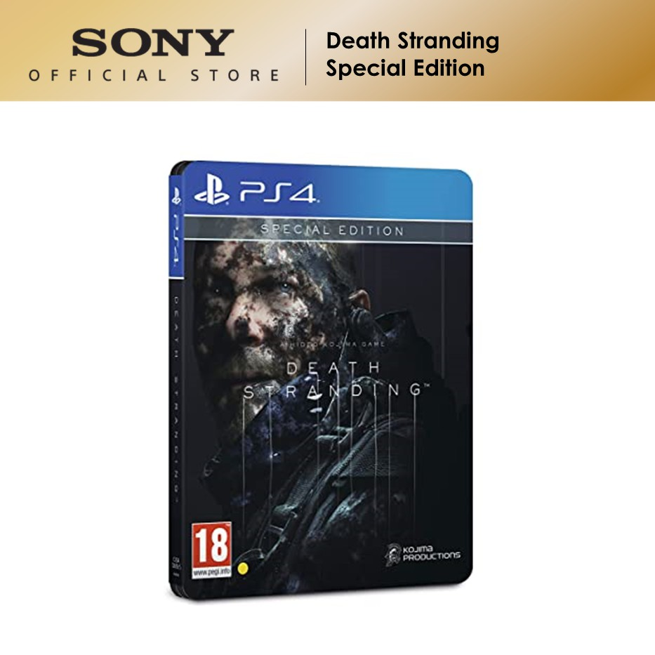 Sony PS4 Death Stranding Special Edition