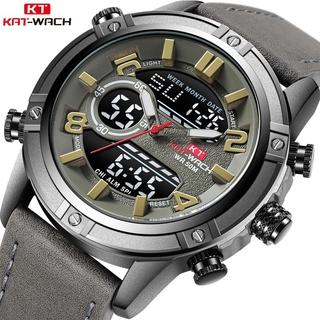 00f124dd1 KAT-WACH Luxury Brand Waterproof Military Men's Fashion Watch ...