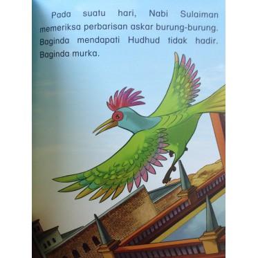 Kisah Al Quran Jasa Burung Hud Hud Shopee Malaysia