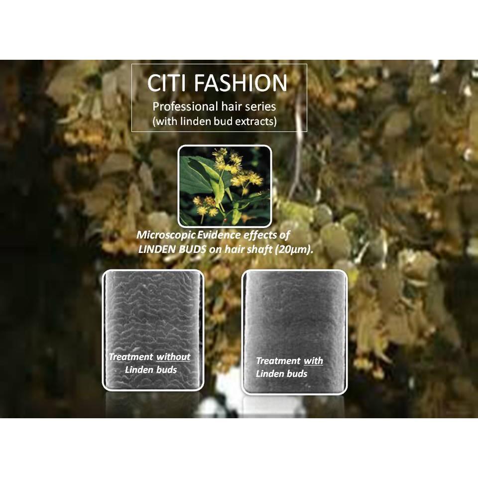 Citi Fashion Crystal Liquid Hair Oil (HALAL)水晶护发油