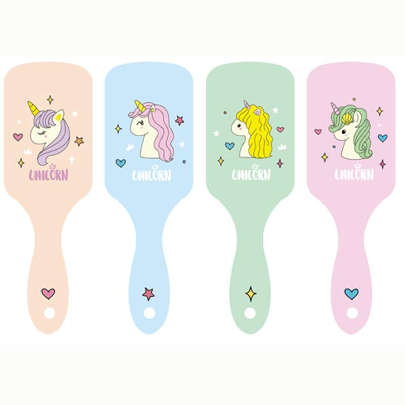 Kids Hair Comb Cartoons Hair Comb Q Cute Hair Comb Shopee Malaysia