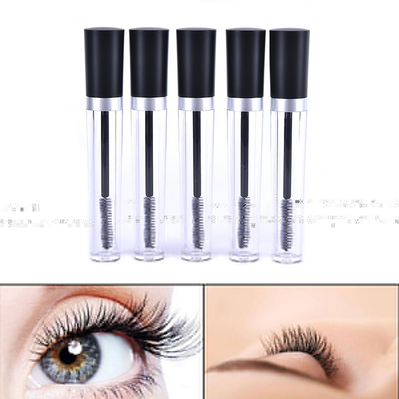 98f8ba3964a OZMY 8ML Empty Black Cover Head Mascara Tube Eyelash Cream Vial/Bottle/Container  | Shopee Malaysia