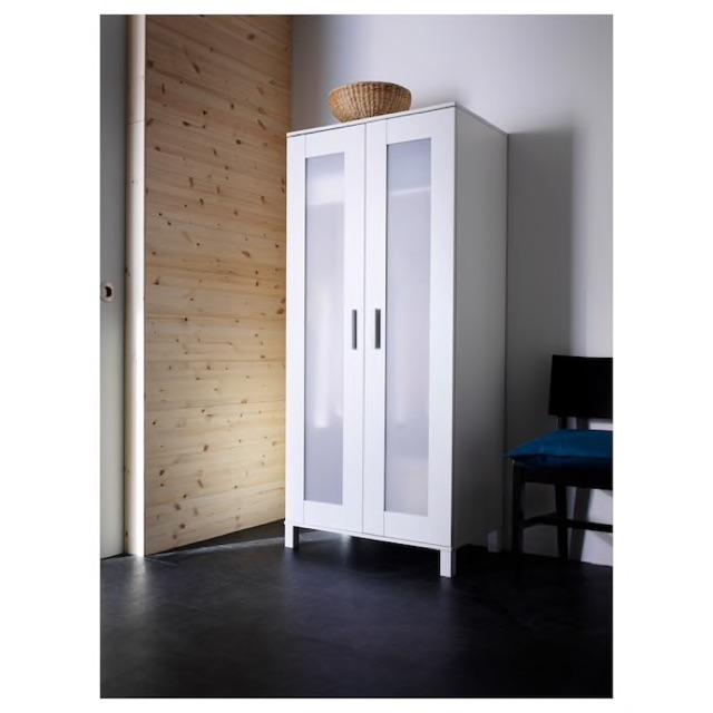 Ikea Wardrobe Aneboda 2 Doors Sho