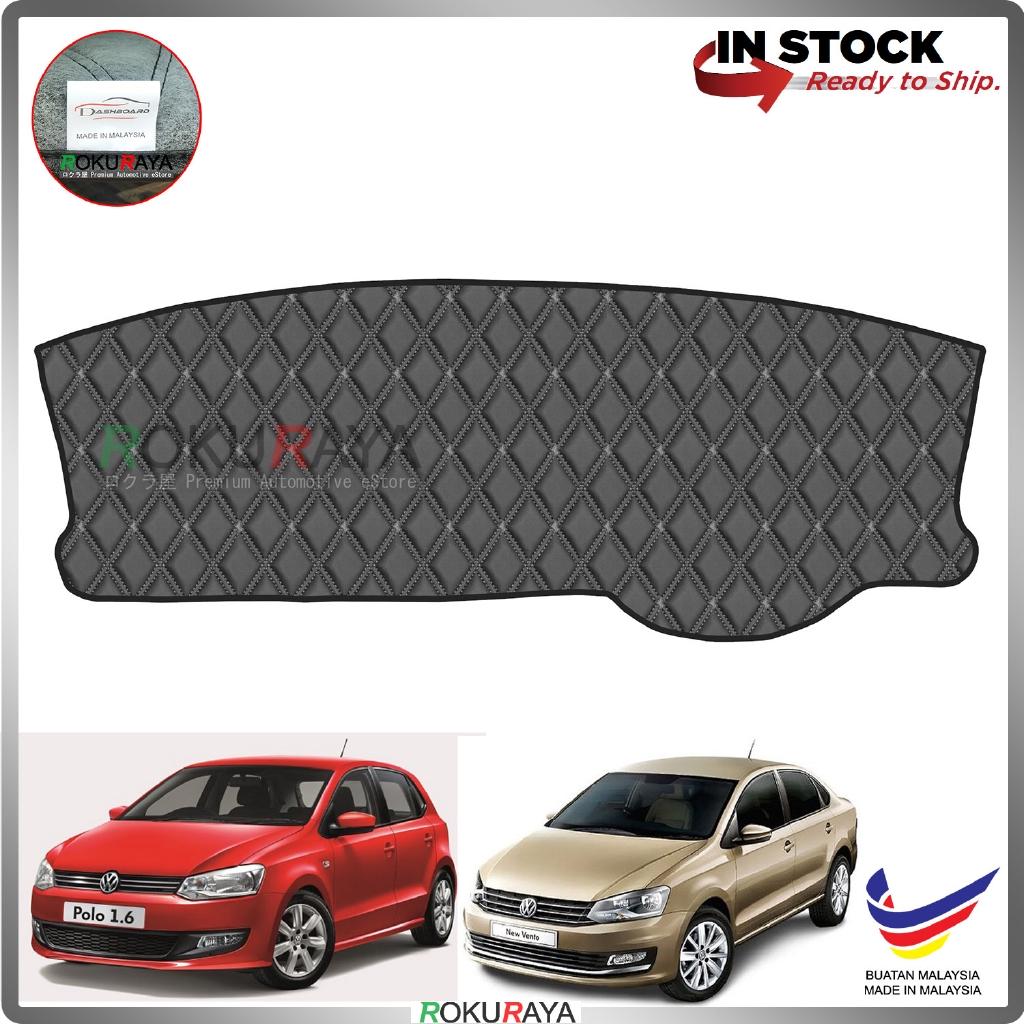 Volkswagen Polo Sedan Hatchback MK5 RR Malaysia Custom Fit Dashboard Cover (BLACK LINE)