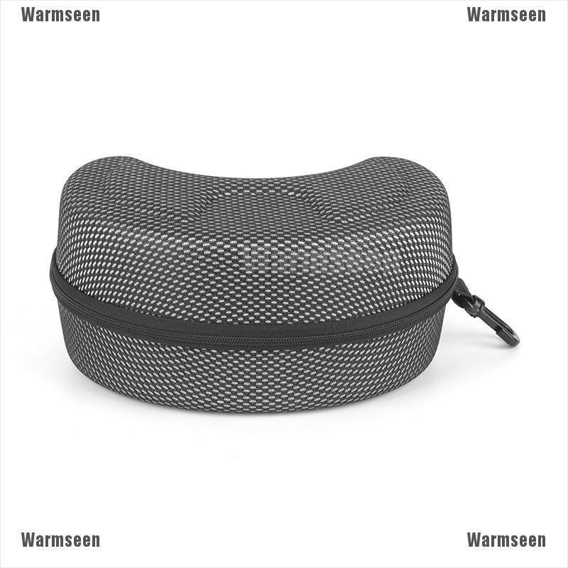 EVA Snow Ski Eyewear Case Skiing Goggles Carrying Case Zipper Box Holder#E