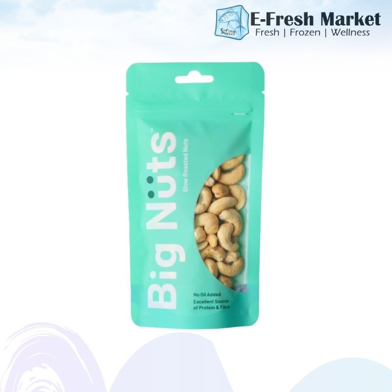 Roasted Cashew Nuts (Un-salted) 110g