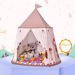 the best attitude c216a b0862 Children Ink House Baby Toy Native american Princess House Toys Tents Q271