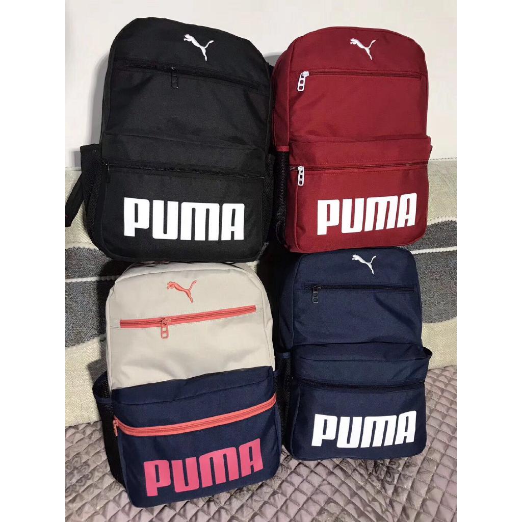 d00426046c2d Puma Bags Original Outdoor Sport Travel Backpack School Student ...