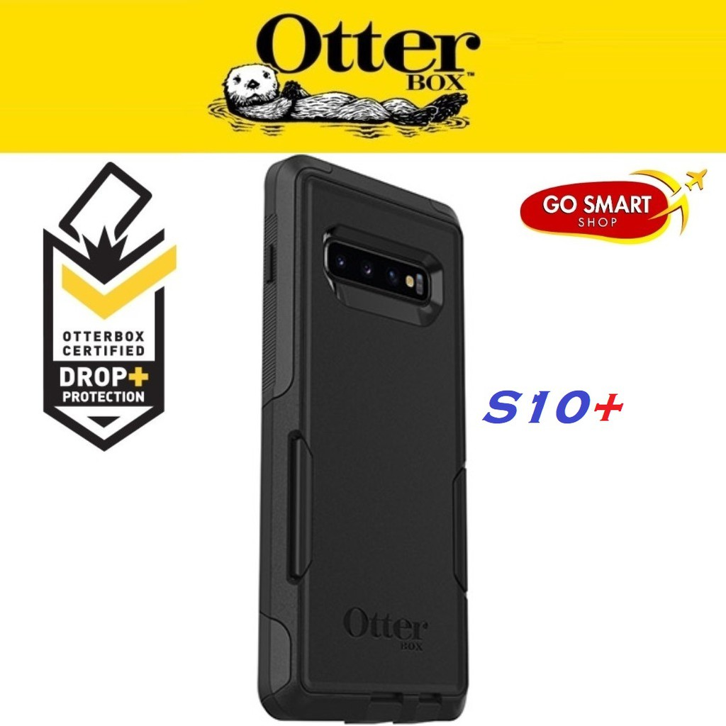 promo code 345d9 c5b79 Otterbox Symmetry Series for Samsung Galaxy S10+ Black with (1 Year  Warranty)