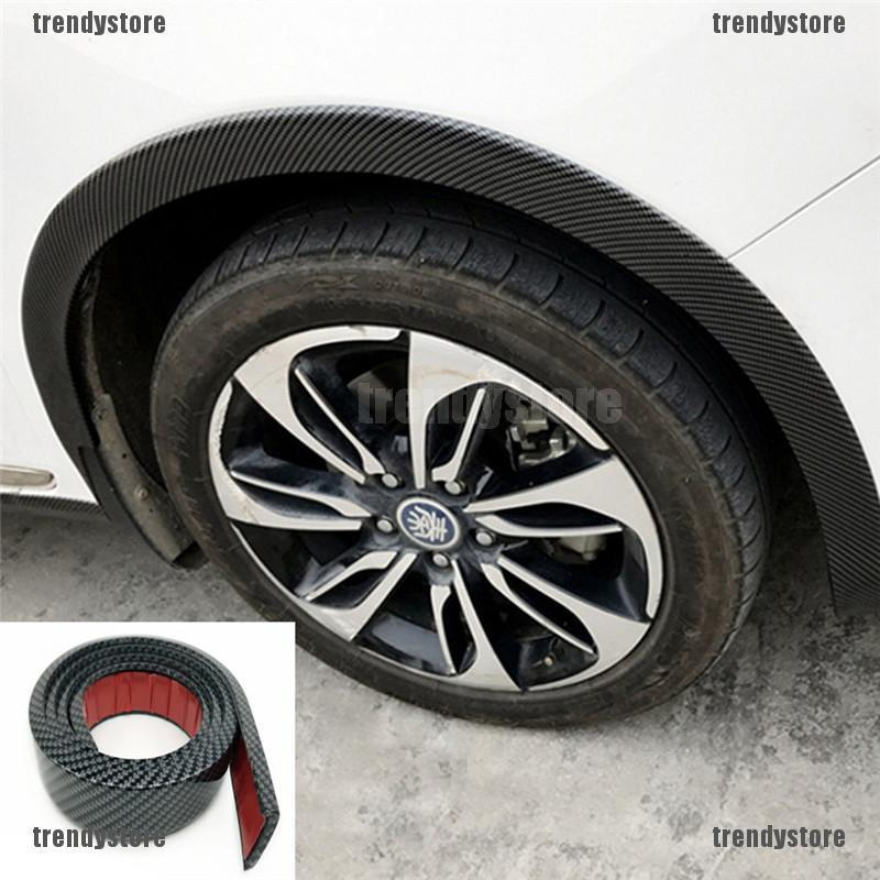 2 pcs 120 mm 4,7 in Abs Plastic Universal Fender Flares 2 pcs 50 mm 2 in
