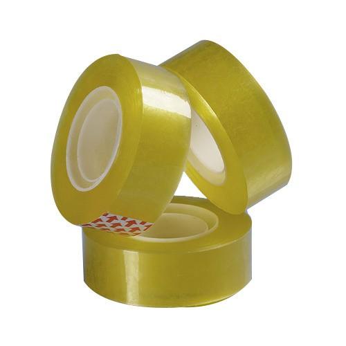 Big OPP adhesive transparent packaging tape