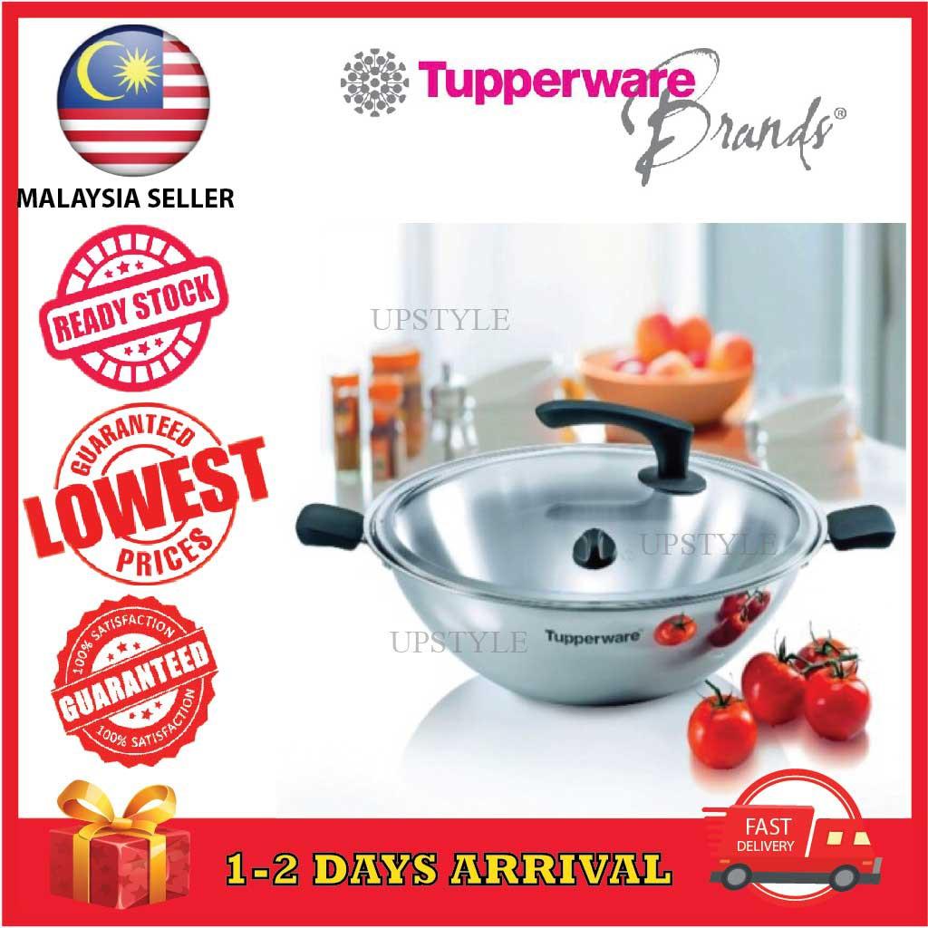 Stainless Steel Inspire Kitchen Cookware Collection Original Tupperware Brands