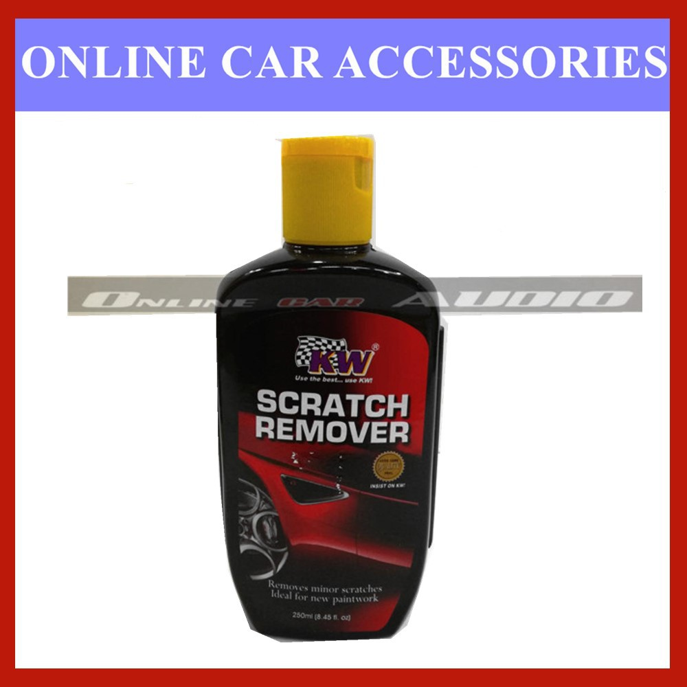 KW Scratch Remover (250ml)
