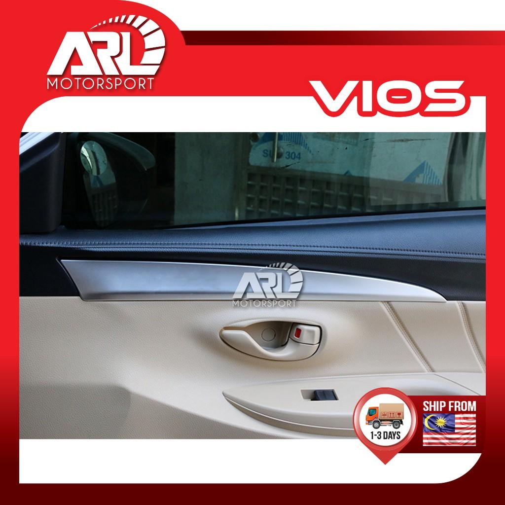 Toyota Vios (2013-2018) NCP150 Door Panel Silver Car Auto Acccessories ARL Motorsport