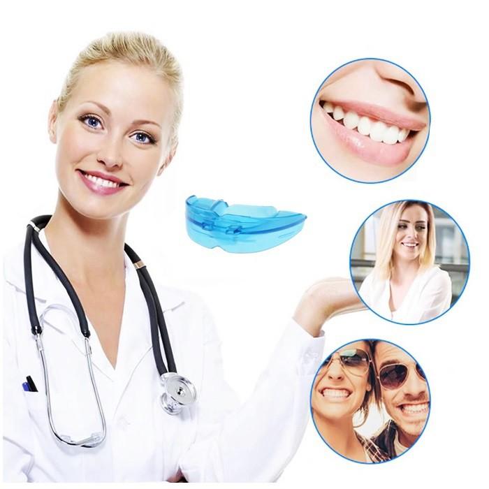 Orthodontic Trainer Dental Tooth Appliance Alignment Brace Mouth Pieces