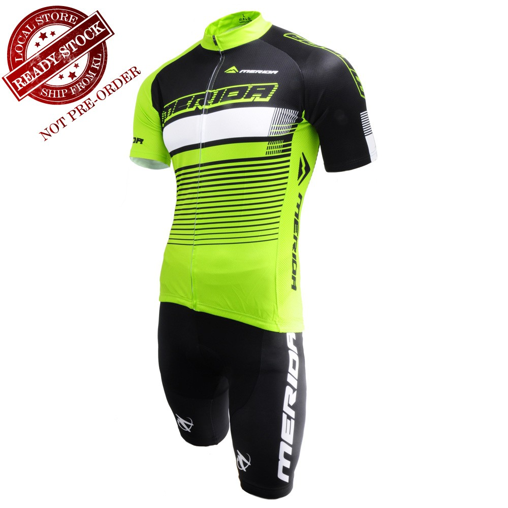 d34754744 READY STOCK   FREE RETURN   MERIDA Cycling Jersey   Cycling Wear – JM545