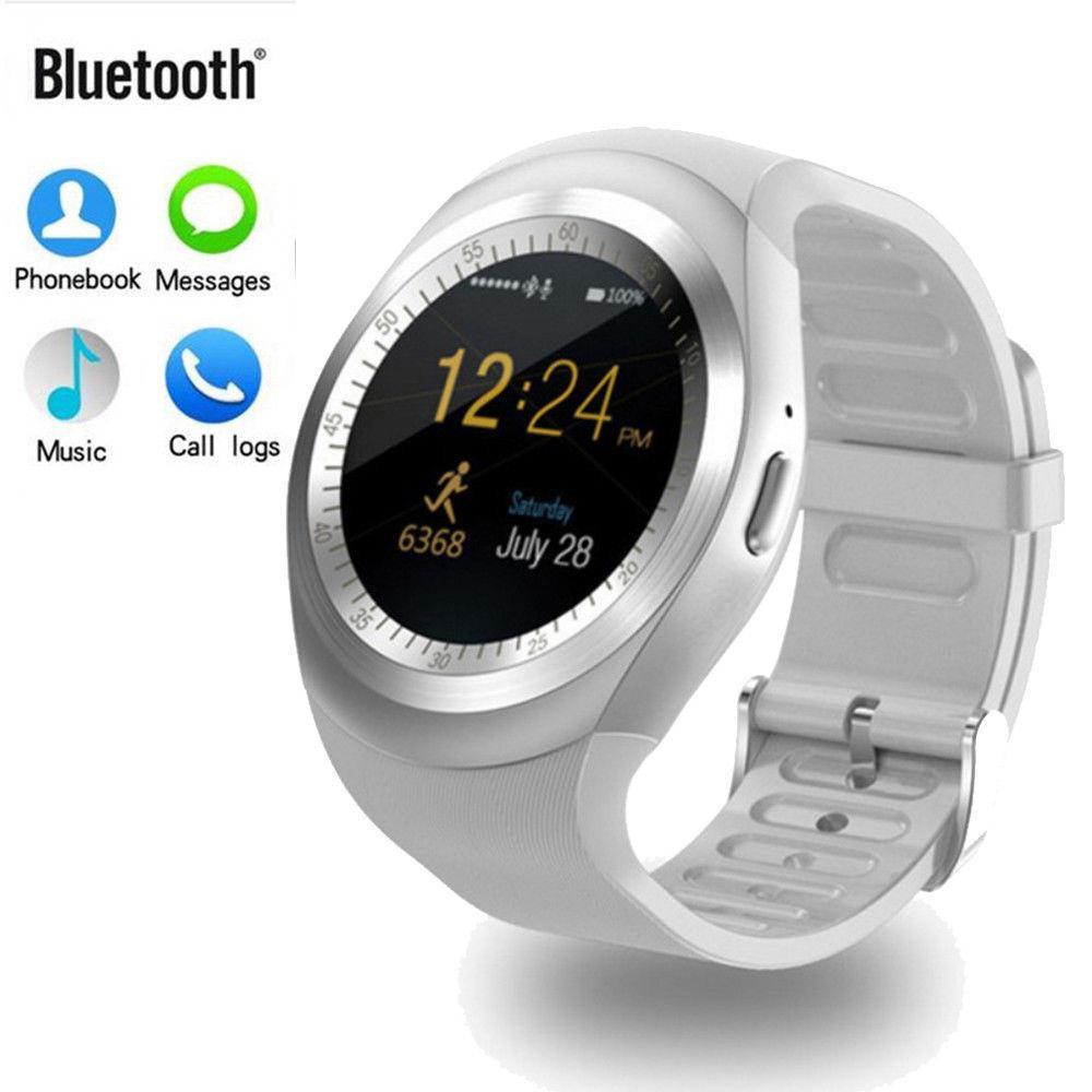 Bluetooth Smart Watch Phone Touch Screen Smartwatch Fitness Tracker Men Women | Shopee Malaysia