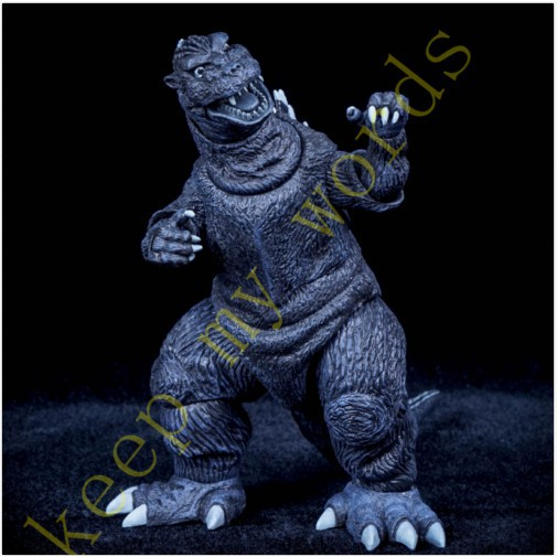 NECA Godzilla 1954 Action Figure Classic movie Film Collection Toy Head-Tail 12/""