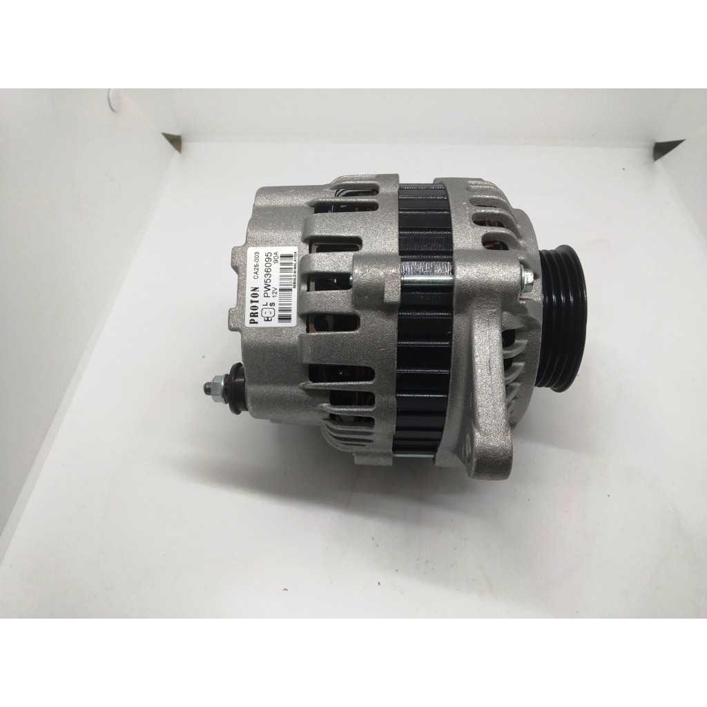 ALTERNATOR PROTON WIRA 1.3 &1.5, ENGINE VDO, WIRA VDO, PW536095, PW536096, 4G15,4G13,HIGH AMPERE
