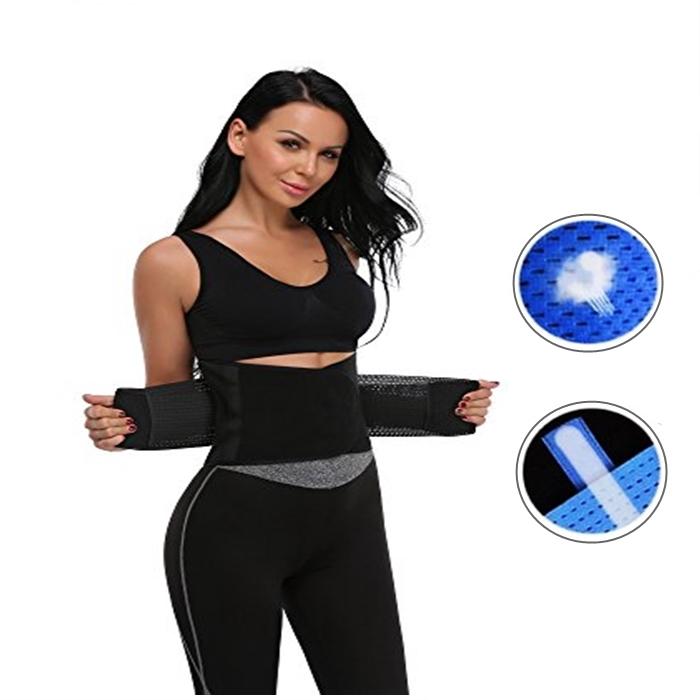 MALAYSIA- M-2XL BEKUNG PINGANG / Waist Belt Xtreme Power Thermo Shaper Hot Slimming Fitness Body