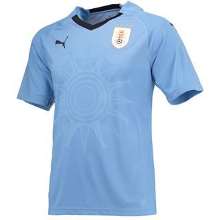944a36291 puma Top Uruguay 2018 World Cup Home Football Jersey Soccer Jersey