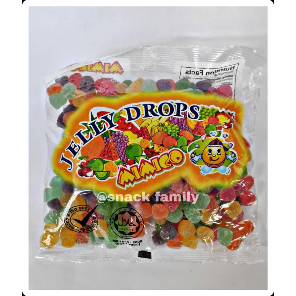 400g Mimico Jelly Drops (LOCAL READY STOCKS)