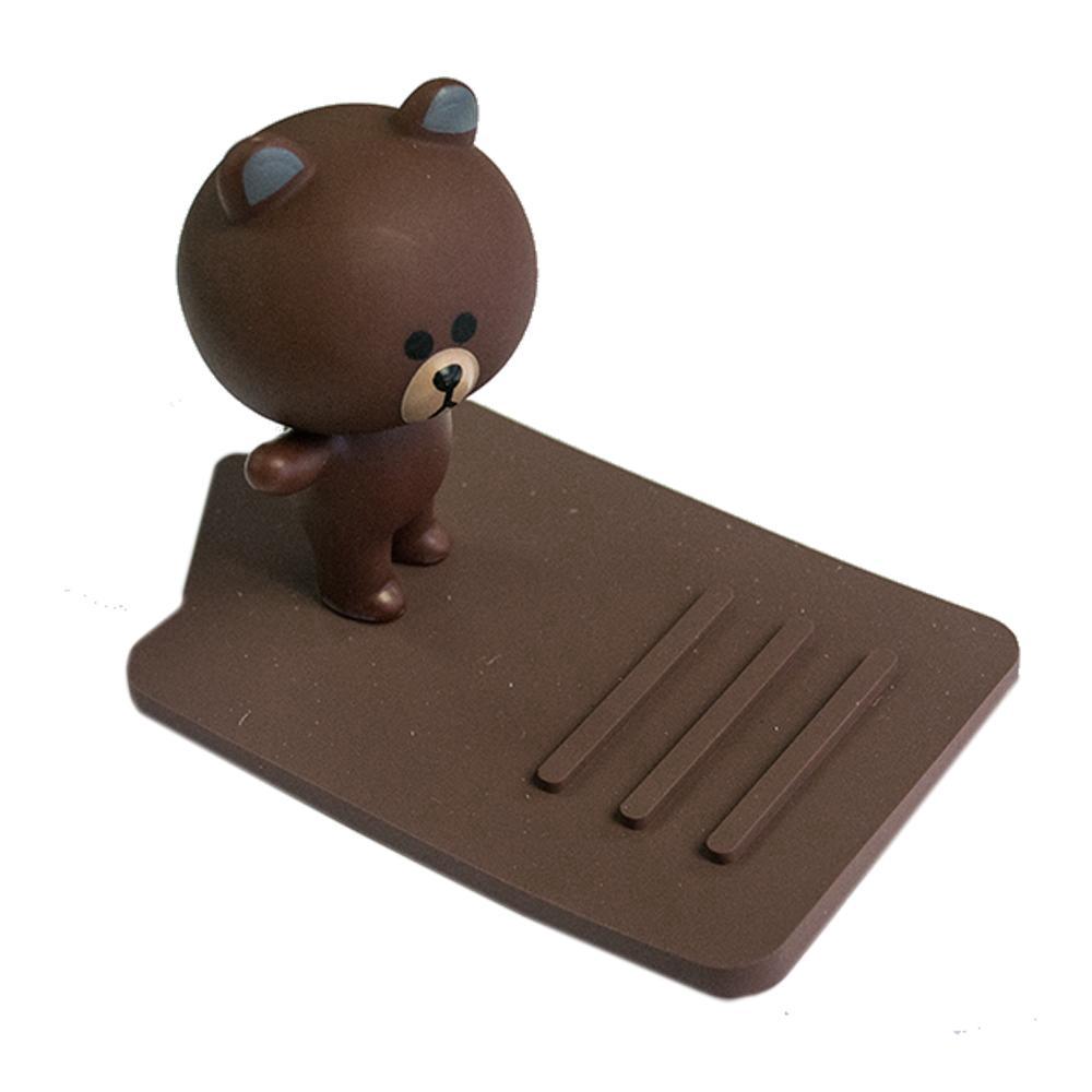 Cute Cartoon Smartphone Holder Cellphone Cradle