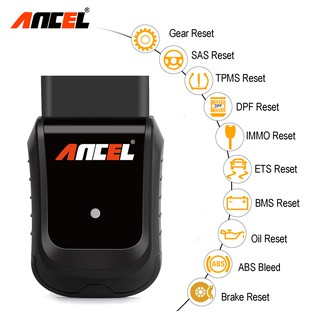 Automotive Scan Tool >> Ancel X5 Obd2 Car Scan Tool For Proton And Perodua Automotive Scanner Engine Code Reader Full System Diagnostic Tool